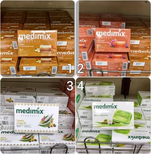 Medimix石鹸